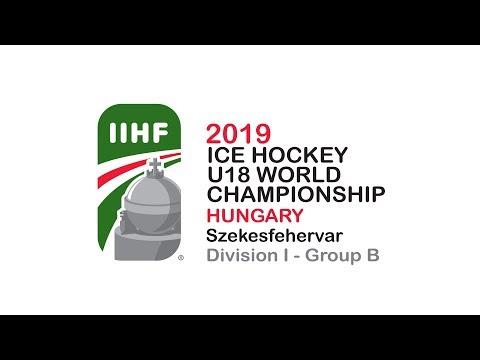 WM U18 DIV I GR B GBR-HUN 5-4