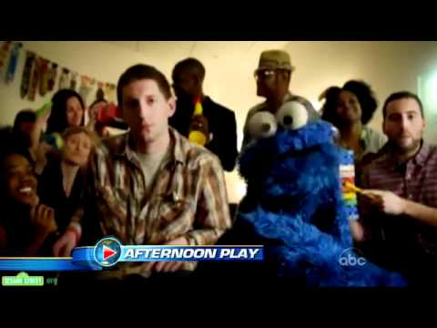 Cookie Monster's 'Call Me Maybe' Spoof