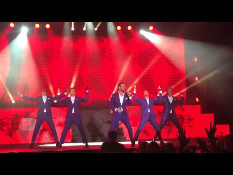 Backstreet Boys - The Call (Live In Israel 19/5/15)