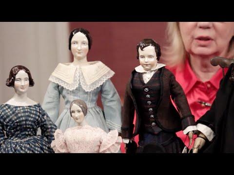 Legendary Doll Collection of Estelle Johnston 2 Part 3
