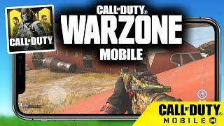 Call of Duty Mobile WARZONE..