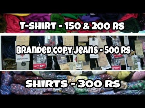 Branded copy jeans |shirts |T-shirt in cheap rate Nallasopara Mumbai |A.K.collection | RAJESH GAUD.