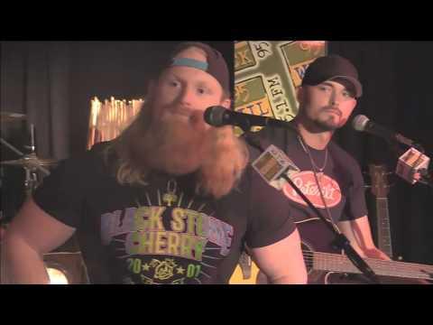 Blacktop Mojo - Burn the Studio