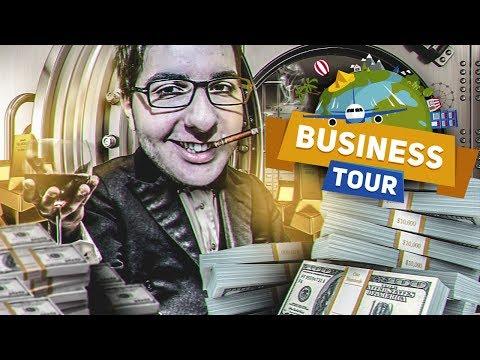 EKİBE ÜÇLÜ VURGUN! (Business Tour)