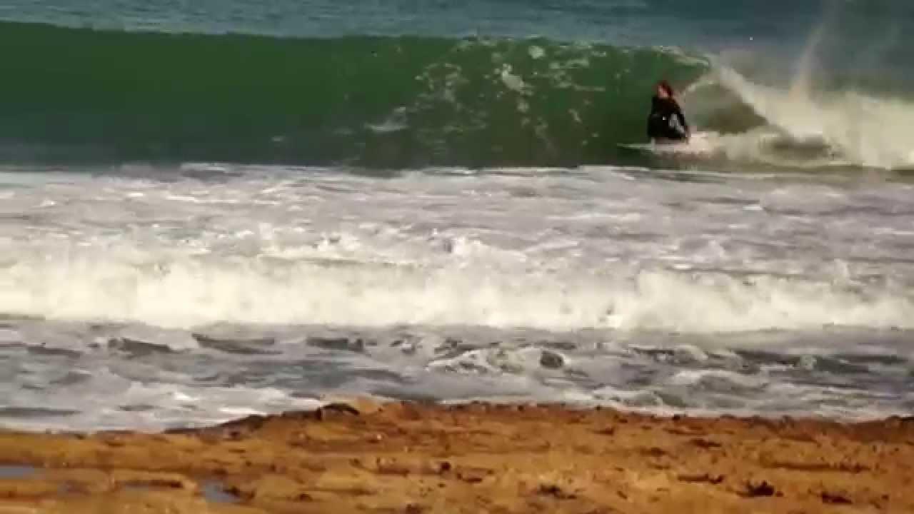 backyard surf mediterranean surfing surfboard building youtube