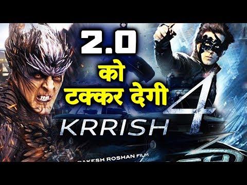 Akshay Rajinikanth के 2.0 ने दी Hrithik के Krrish 4 को बड़ी चुनौती