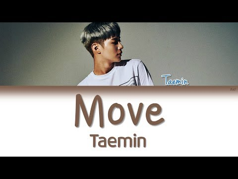 Taemin (태민) - Move | Han/Rom/Eng | Color Coded Lyrics |