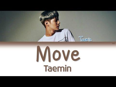 Taemin (태민) - Move   Han/Rom/Eng   Color Coded Lyrics  