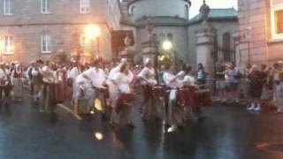 Quebec City - Les Fetes de la Nouvelle France parade - 20100804