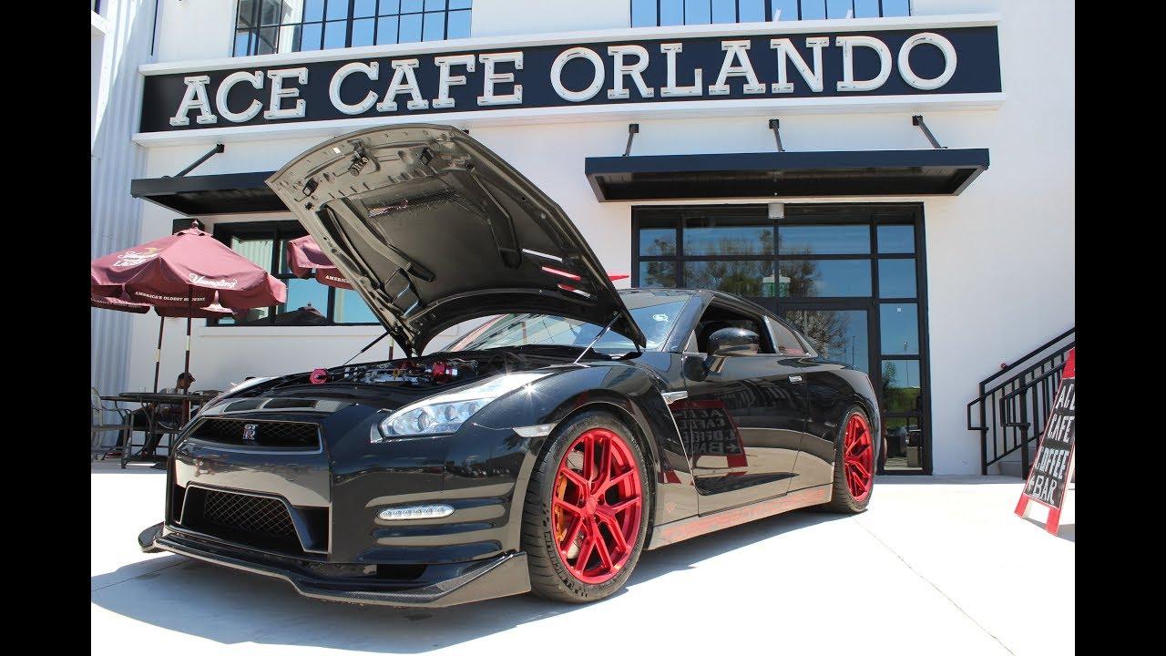 Amazing Car Show At Ace Cafe Orlando YouTube - Ace cafe orlando car show
