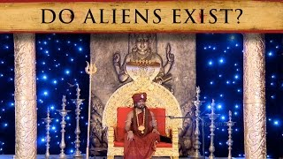 Do Aliens Exist? Nithyananda Answers the Fermi Paradox