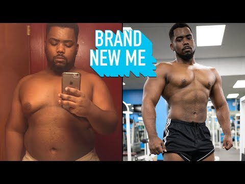 Obese To Beast In Under A Year | BRAND NEW ME