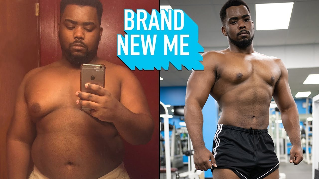 Obese To Beast In Under A Year Brand New Me Youtube
