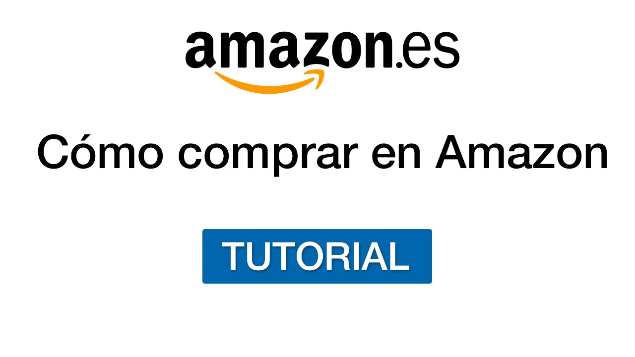 c mo comprar en amazon espa a tutorial en espa ol youtube. Black Bedroom Furniture Sets. Home Design Ideas