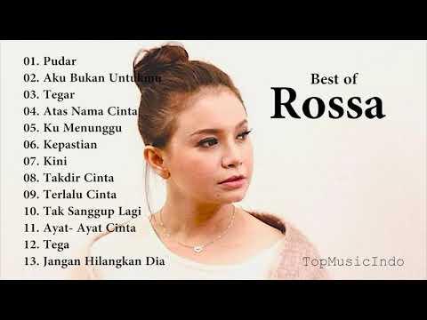 Download FULL ALBUM ROSSA - 13 Koleksi Lagu TERBAIK dan TERPOPULER Rossa FULL ALBUM