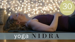 Yoga Nidra for New Beginnings | Yoga with Melissa 468
