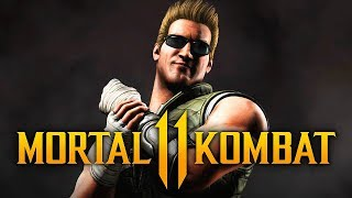MORTAL KOMBAT 11 - Johnny Cage TEASED By Ed Boon!
