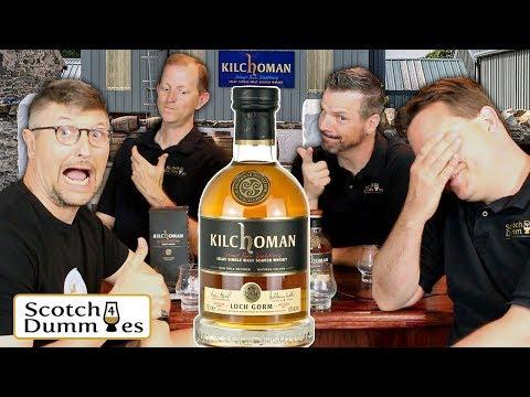 🥃 Kilchoman Loch Gorm 2017  -  Islay Single Malt Scotch Whisky Review #149