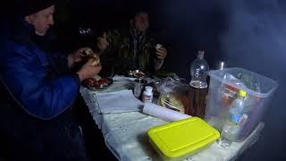 Нічна рибалка на лина, вечеря і т. д......