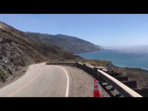 Big Sur falls into ocean!!