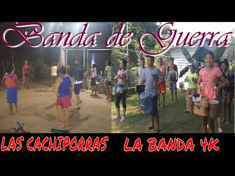 DIVERTIDISIMO! ENSAYO de las Cachiporras y la Banda 4K. Ya listos para el desfile? No te lo pierdas!