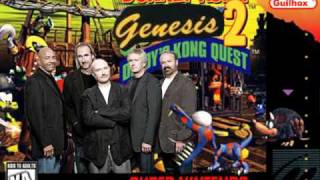 Donkey Kong Genesis 2 - Mining Mama (mashup)