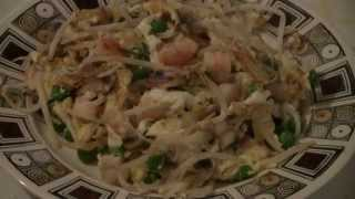 Shrimp Egg Foo Yung:  Fast Chinese Cooking