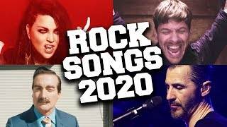 TOP 50 Rock Songs of January 2020