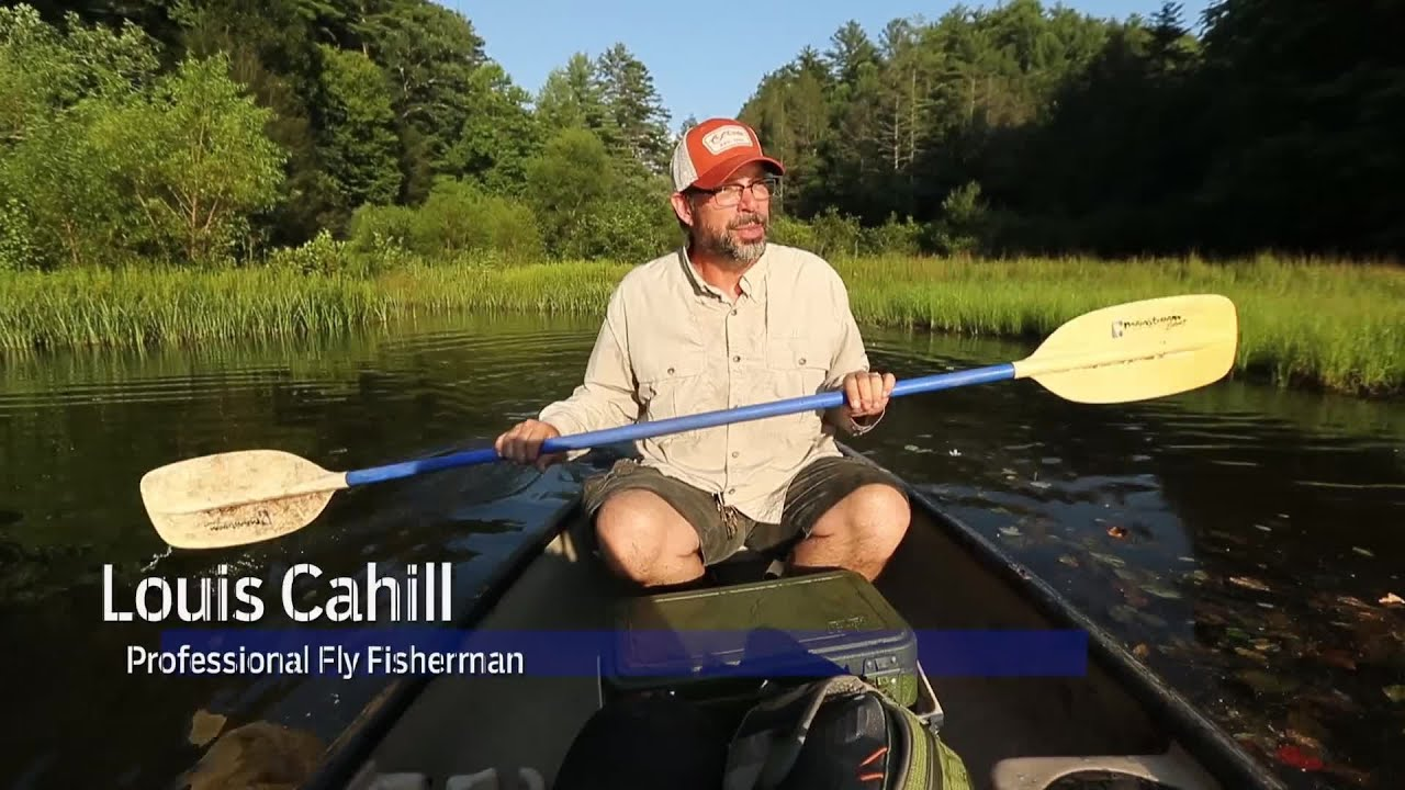 Fly fishing in the north georgia mountains youtube for Fly fishing north georgia