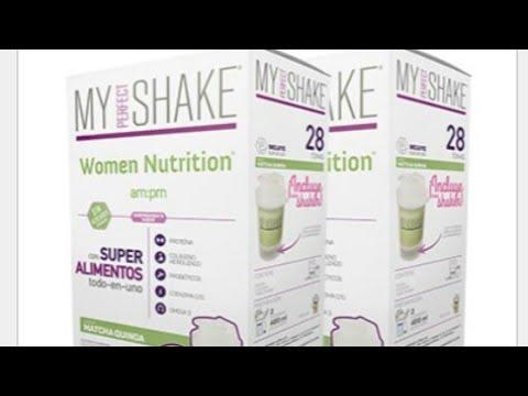My perfect shake dieta