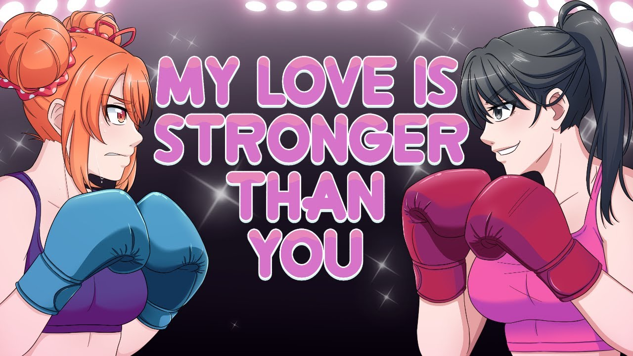 My Love Is Stronger Than You 【Yandere Simulator Parody Song】