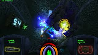 Descent 3 - The Mercenary (GamePlay)
