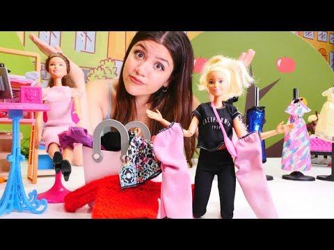 Barbie Gereksiz Alışveriş Yapıyor Ve Tüm Paraları Bitiyor!