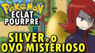Pokémon Eclat Pourpre (Detonado - Parte 12) - Ovo Misterioso, Silver e Revives!