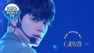 ONG SEONG WU(옹성우) - Gravity [Music Bank...
