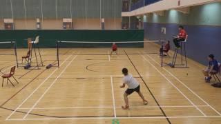 20160511葵涌區學界羽毛球單打比賽