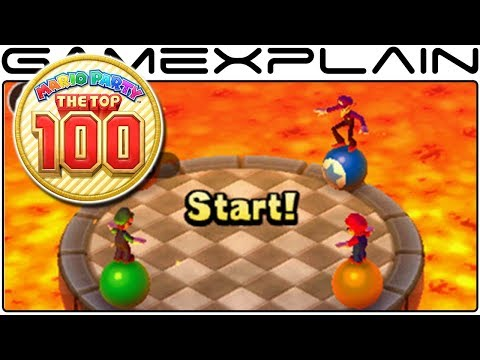 Mario Party: The Top 100 Website Claims Boards Are Back + Every Minigame Known So Far!