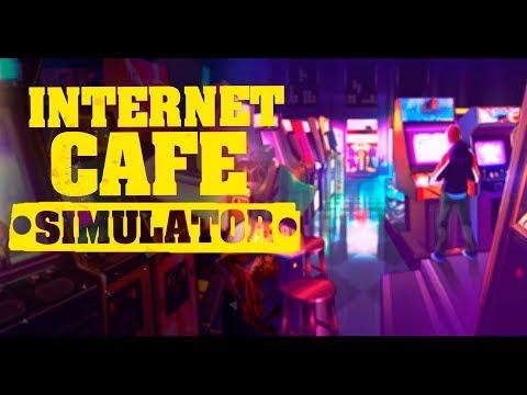КАК ОТКРЫТЬ ИГРОВОЙ КЛУБ? ► Internet Cafe Simulator Первый Взгляд