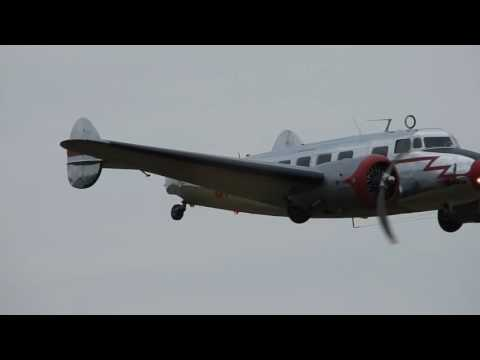 Lockheed L-10 Electra Letecký den Rakovník #03