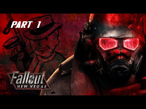 Fallout: New Vegas Gameplay/Walkthrough - Part 1 (w/Commentary) |
