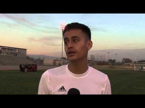 Fontana High School soccer vs Colton 2016