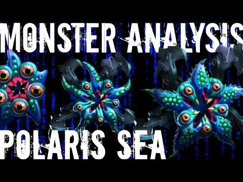 Monster Legends | Monster Analysis | Polaris Sea | Monstershore Progressive Island