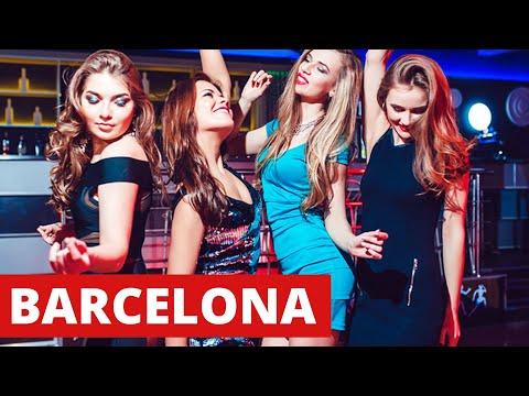 Barcelona Nightlife in Spain