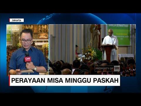 Perayaaan Minggu Paskah Di Jakarta - Live Report