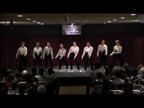 The Chorus Girl Collective Show: The Clapping Song