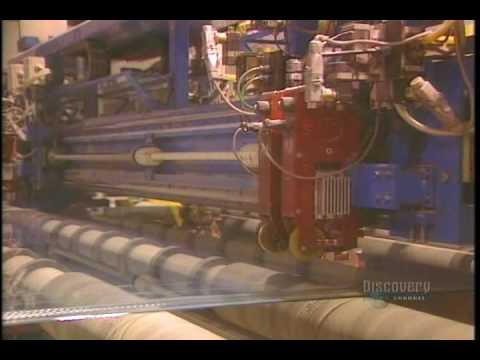 How It's Made Plate Glass