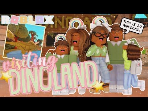 WE VISITED DINOLAND!