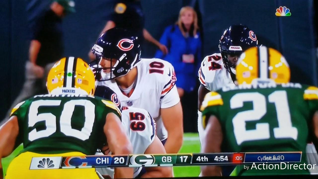 Bears vs. Packers - Game Summary - December 15, 2019 - ESPN