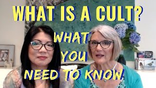 What is a cult? What You Need to Know