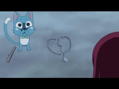 Fairy Tail - Happy trolls Erza